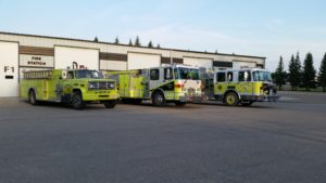 Waldheim Fire Dept Trucks